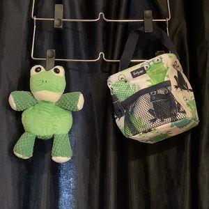 Frog - sentsy/thirty one